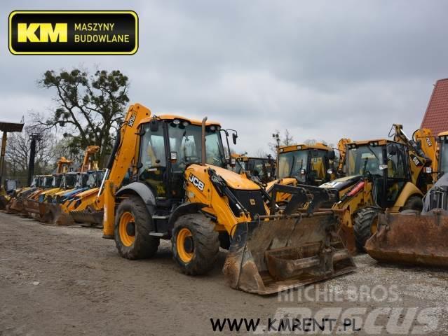JCB 3cx contractor 4cx caterpillar 432e cat 432 e cas