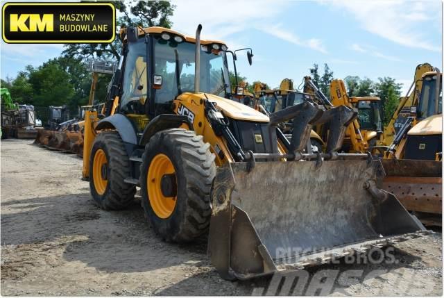 JCB 4cx 3cx 2cx caterpillar 432e cat 432 428 volvo bl7, 2011, Grävlastare