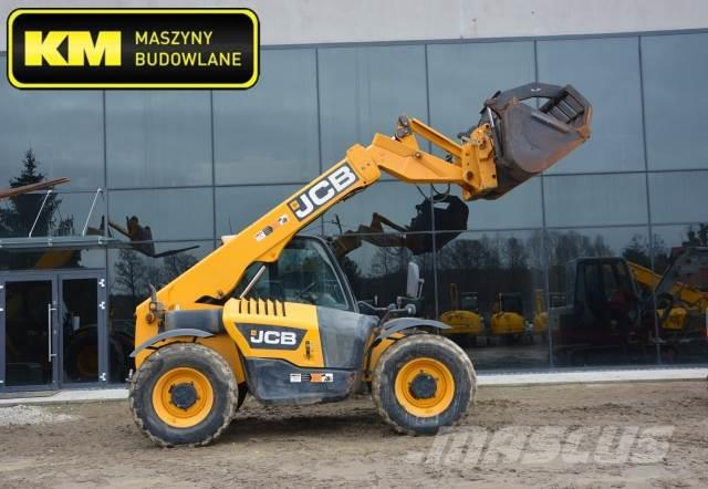 JCB 536-60 agri 536 537 540 541 caterpillar th407 man