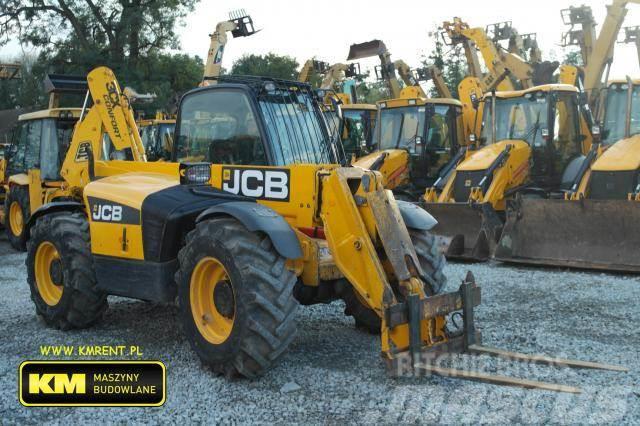 JCB 541-70 540 535 537 531 533 caterpillar th407 th414