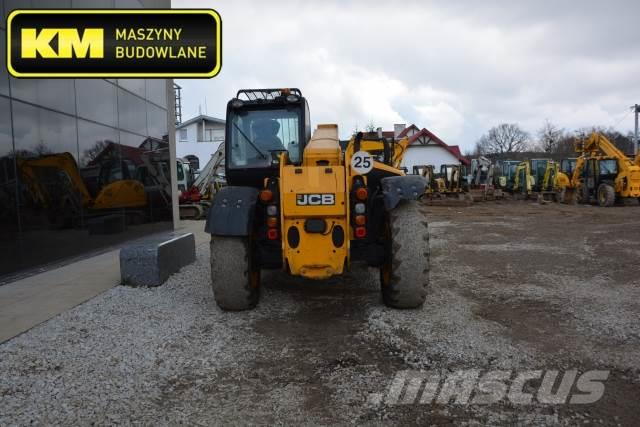 JCB 541-70 wastemaster 533 537 536 540 541 caterpillar