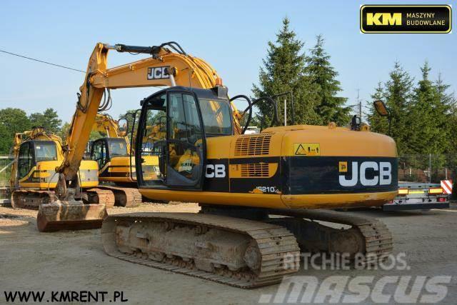 JCB js210lc js220 js240 js200 js180 js160 js145 caterp