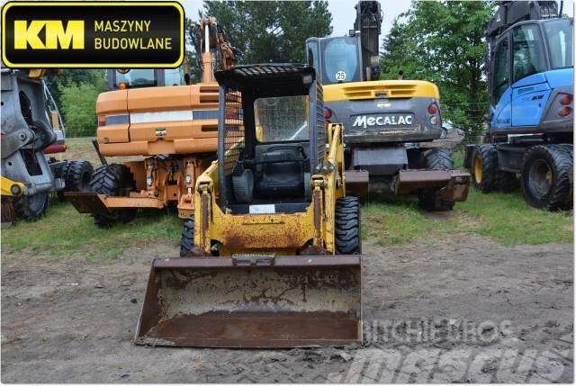 Komatsu sk 714 sk714 case 1840 caterpillar 246 216 226 bob, 2003, Kompaktlastare
