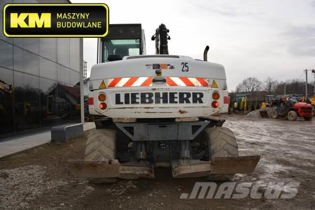 Liebherr a311 a309 a308 a312 a314 a316