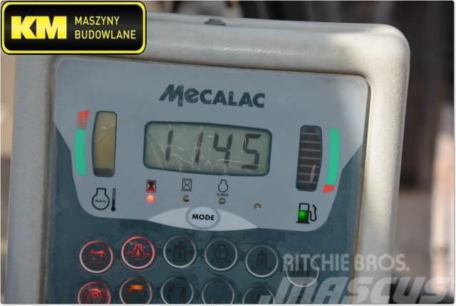 Mecalac 10msx 12msx 12mxt 12mtx, 2008, Grävlastare
