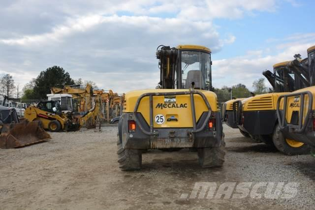 used mecalac 12 mxt 12mtx 12mx 12msx backhoe loaders year 2007 price 27 479 for sale mascus usa. Black Bedroom Furniture Sets. Home Design Ideas