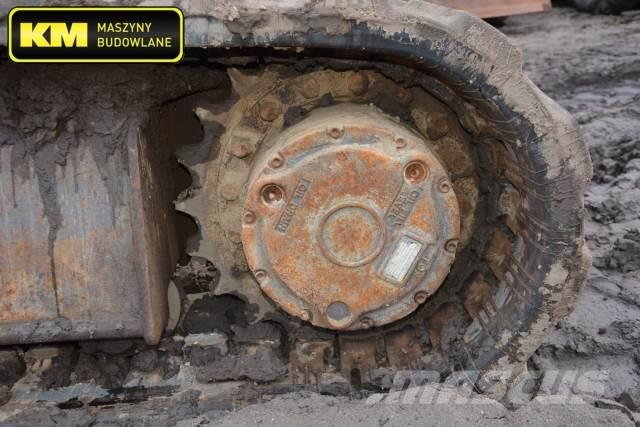 Mecalac 714mc caterpillar 313 315 316 liebherr 314 316 311