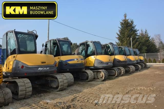 Mecalac 8mcr 714mc jcb 8085 8080 cat 308 309