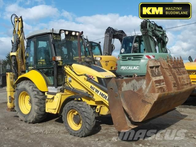 New Holland lb110 lb 110 cat 432 jcb 3cx