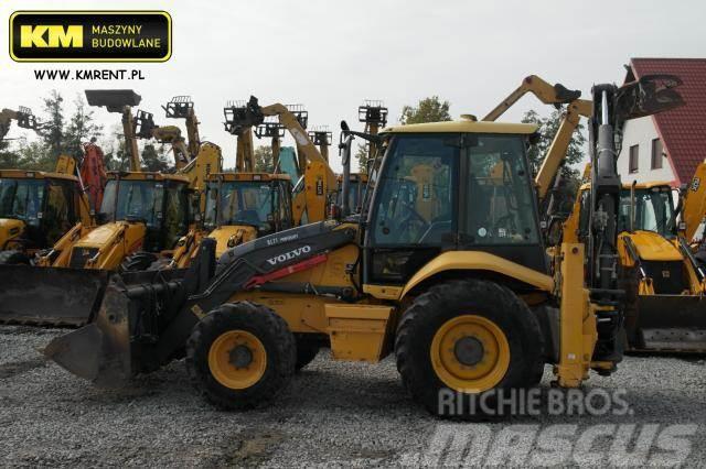 Volvo bl 71 caterpillar 432e cat 432 e case 580 jcb 3cx