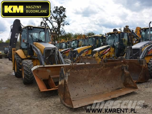 Volvo bl71 jcb 2cx 3cx 4cx caterpillar 432e cat 432 e ca