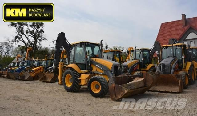 Volvo bl71 jcb 3cx 2cx 4cx caterpillar 432e cat 432 e ca