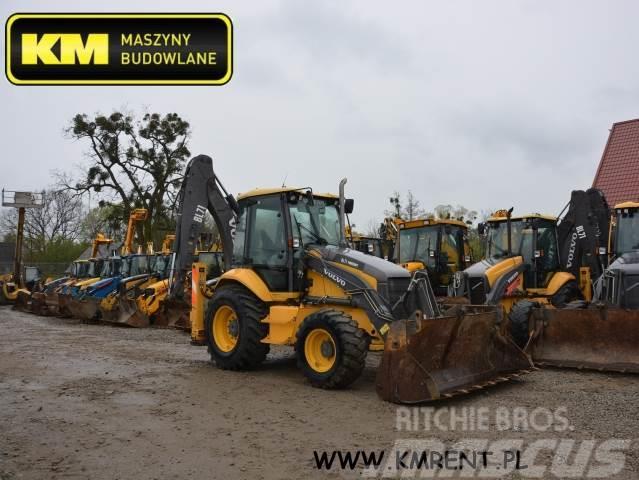 Volvo bl71 jcb 3cx 4cx 2cx caterpillar 432e cat 432 e ca