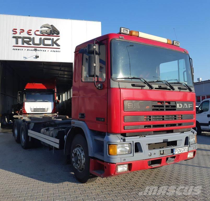 DAF 95 ATI 360, Steel/Air