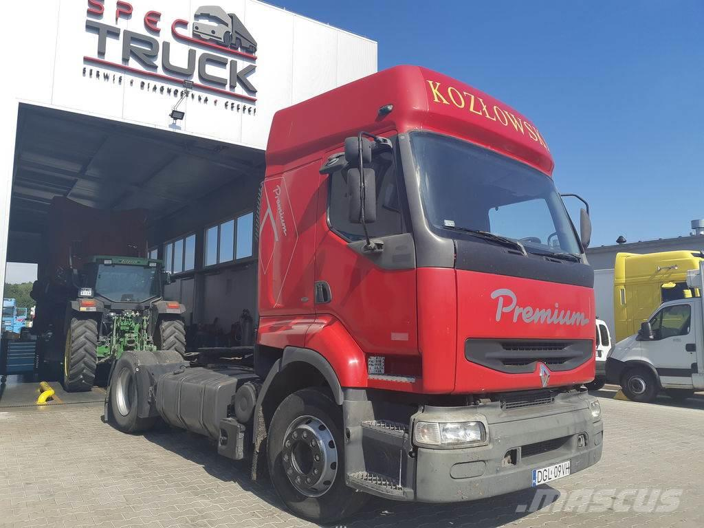 Renault Premium 420 Steel /Air, Manual