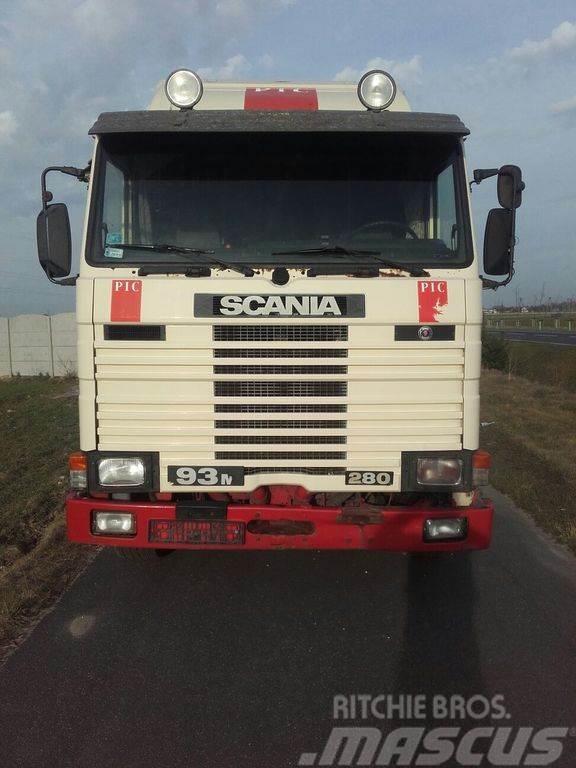 Scania 93.280 Steel/Steel-Air, Manual