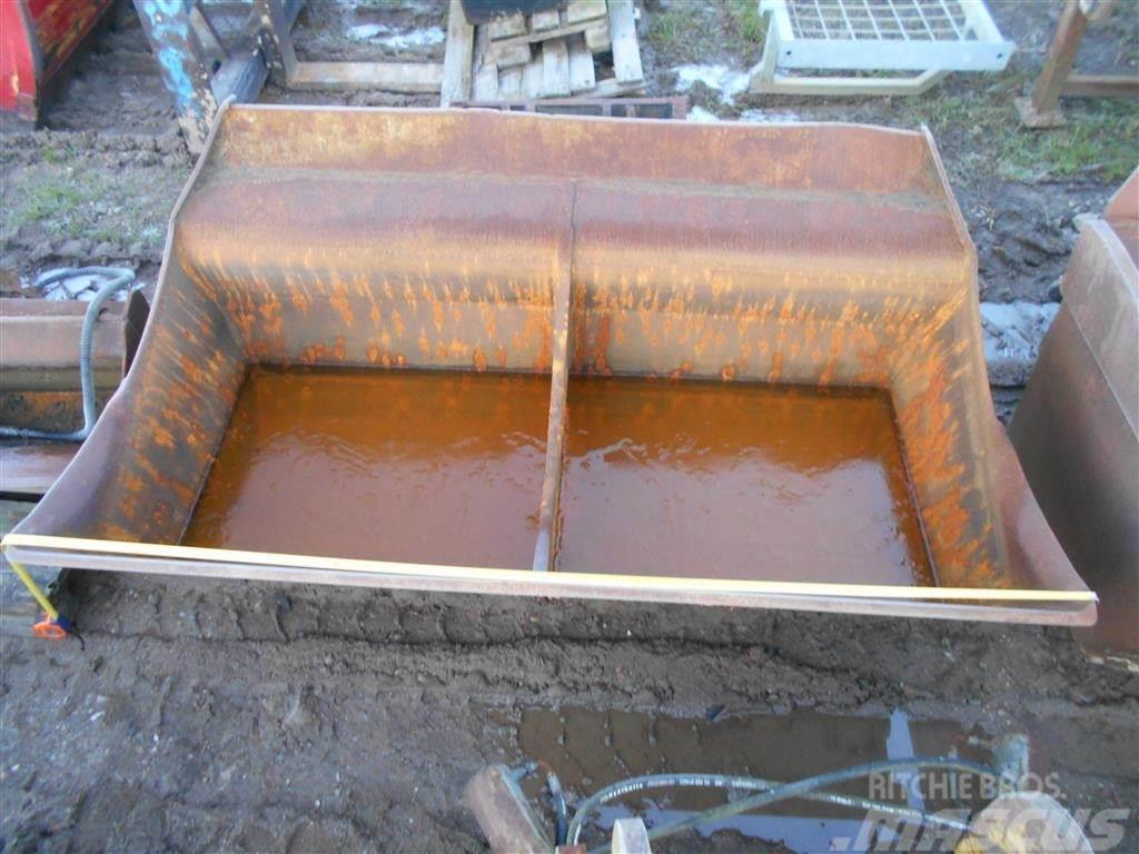 Beco TILTSKOVL 200 cm kipbar tiltskovl uden ophæng