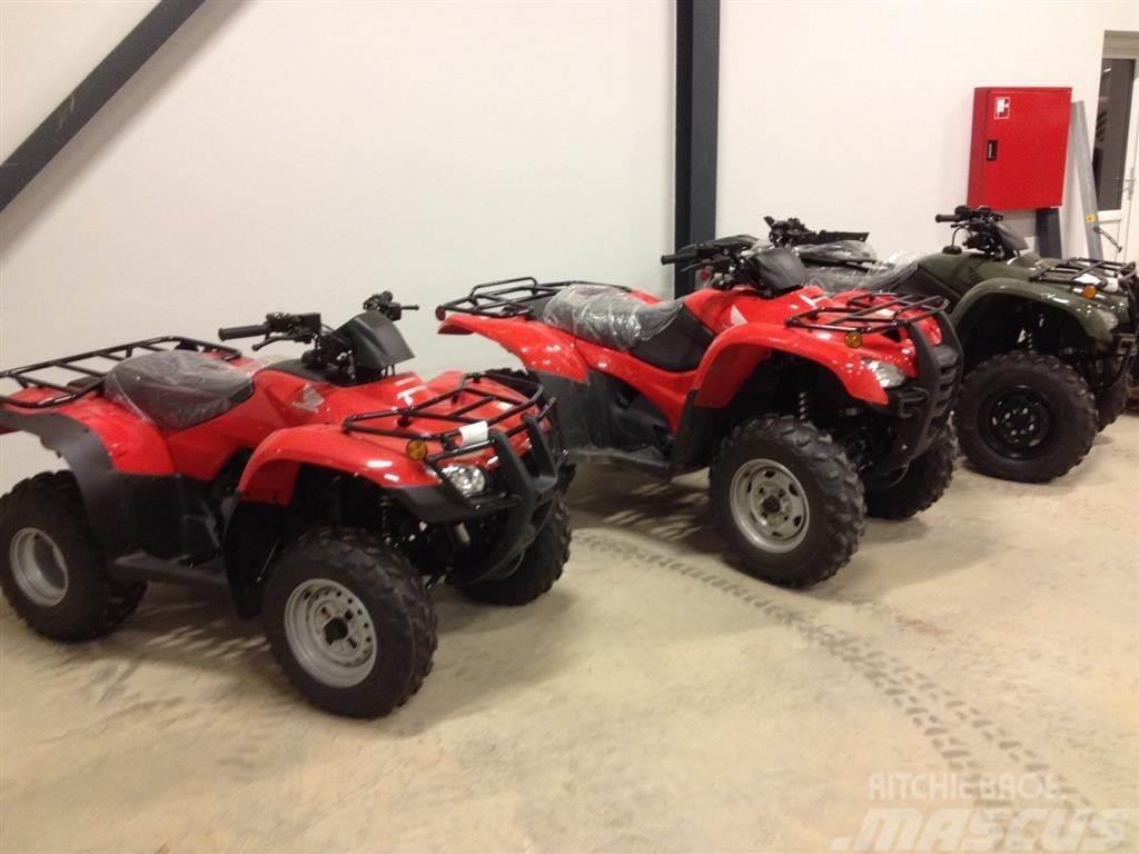 Honda TRX 250 TM TRX420FE & TRX420FA