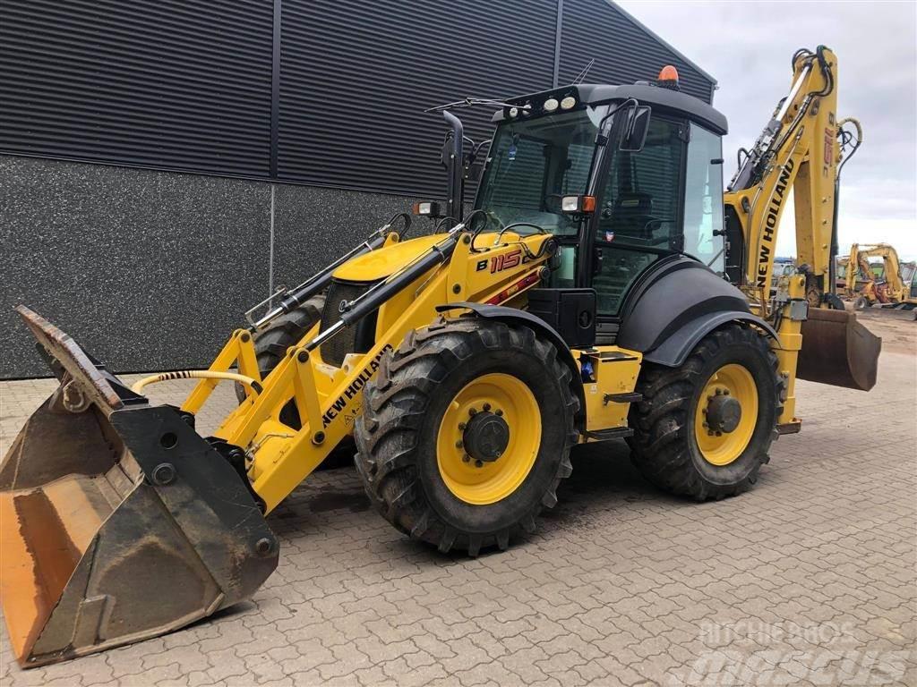 New Holland B115C