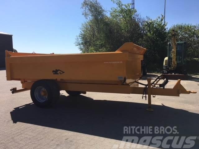 [Other] NOC Agro Entreprenørvogn 8 ton