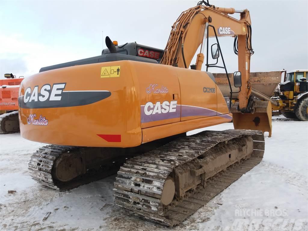 CASE CX210B