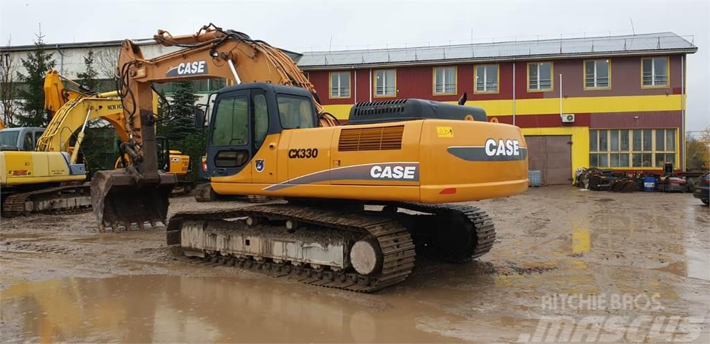 CASE CX330LC