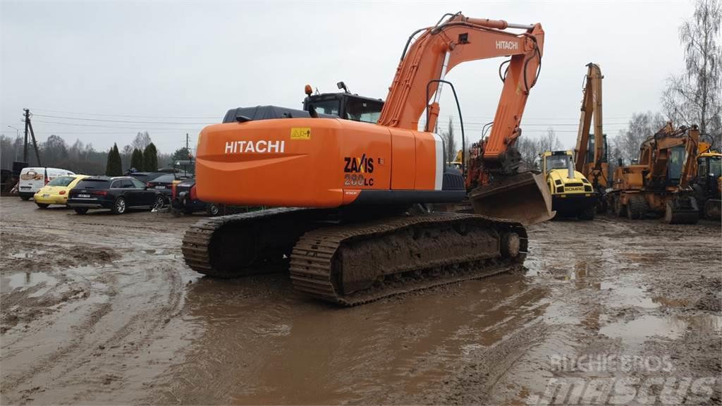 Hitachi ZX280LC-3