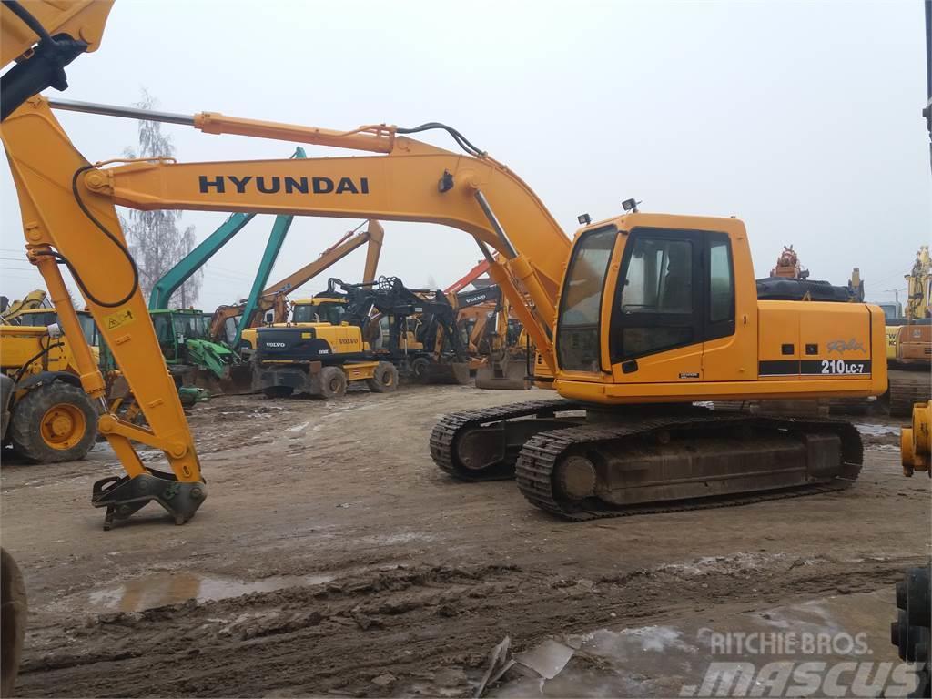 Hyundai Robex 210LC-7