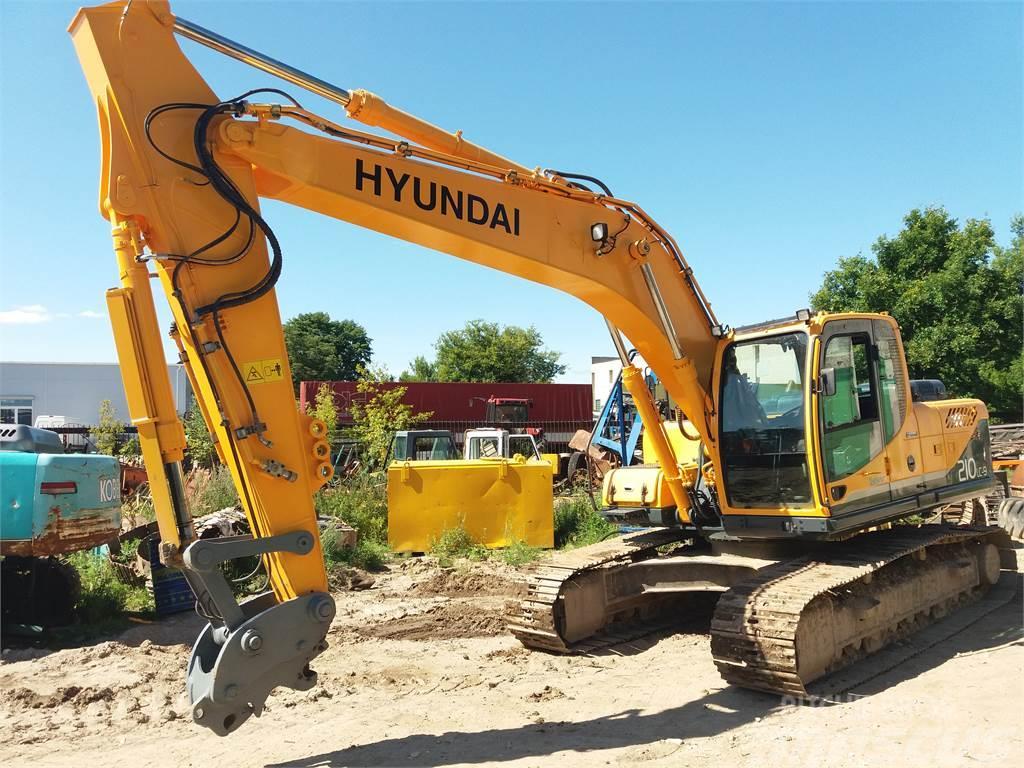 Hyundai Robex 210LC-9