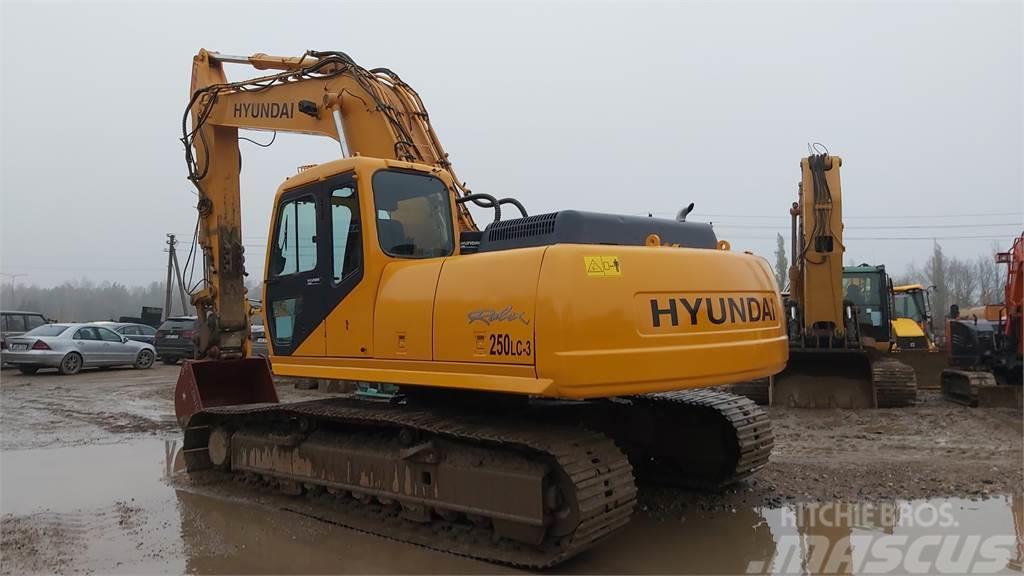 Hyundai Robex 250LC