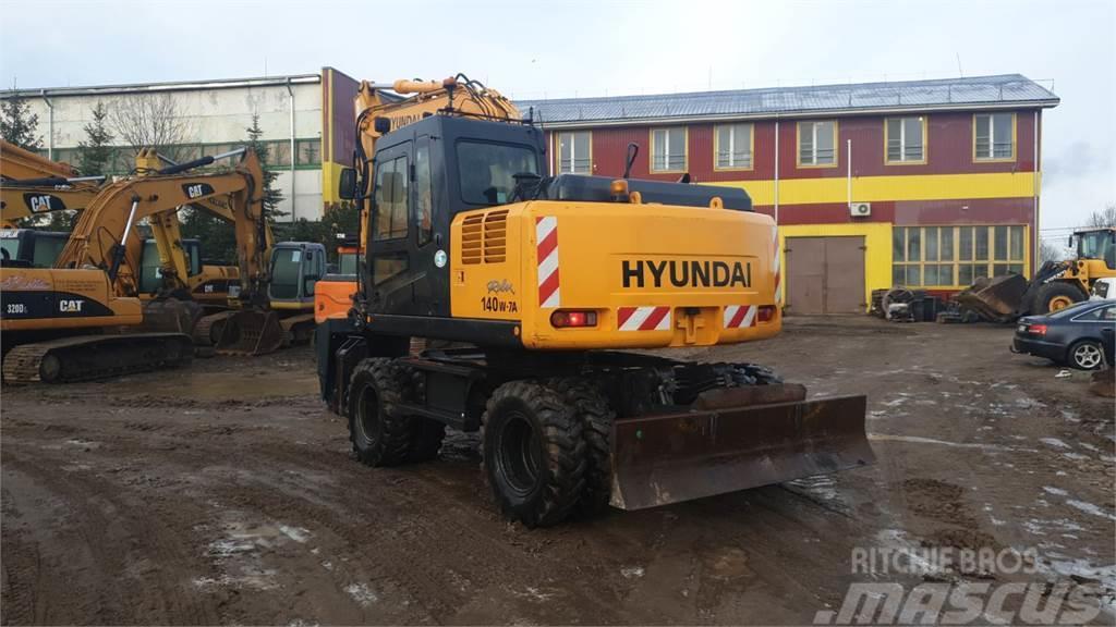 Hyundai Ronex 140w-7A