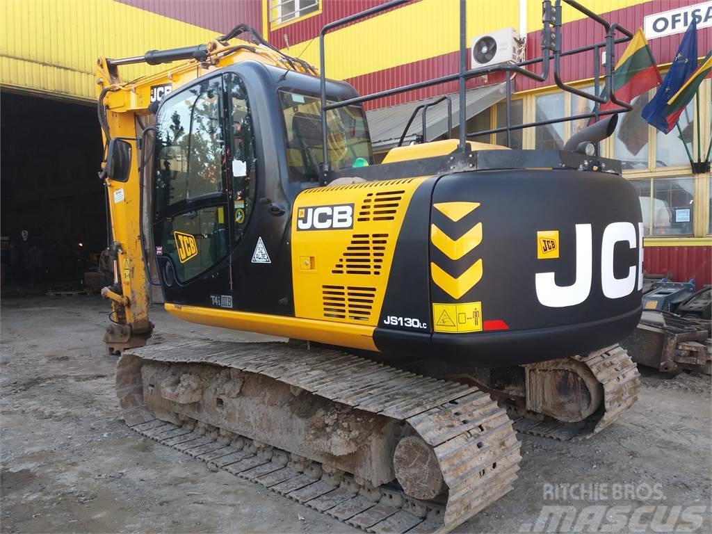 JCB JS130LC