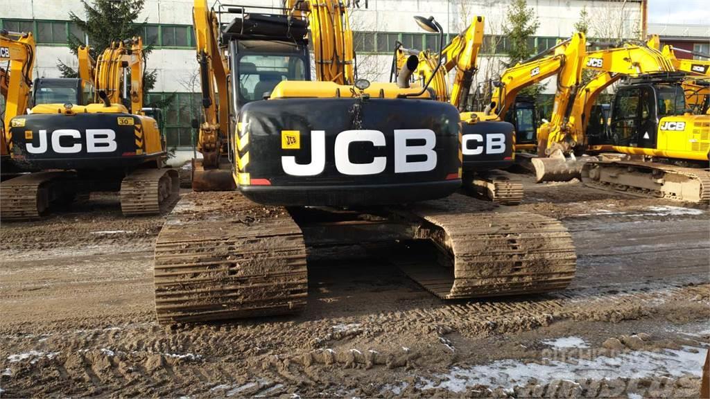 JCB JS145LC