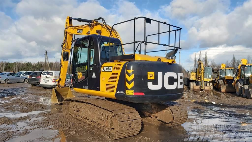 JCB JS145LC T4