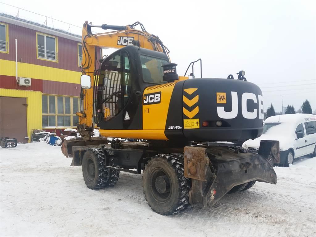 JCB JS145W