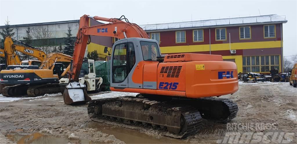 Kobelco E215LC