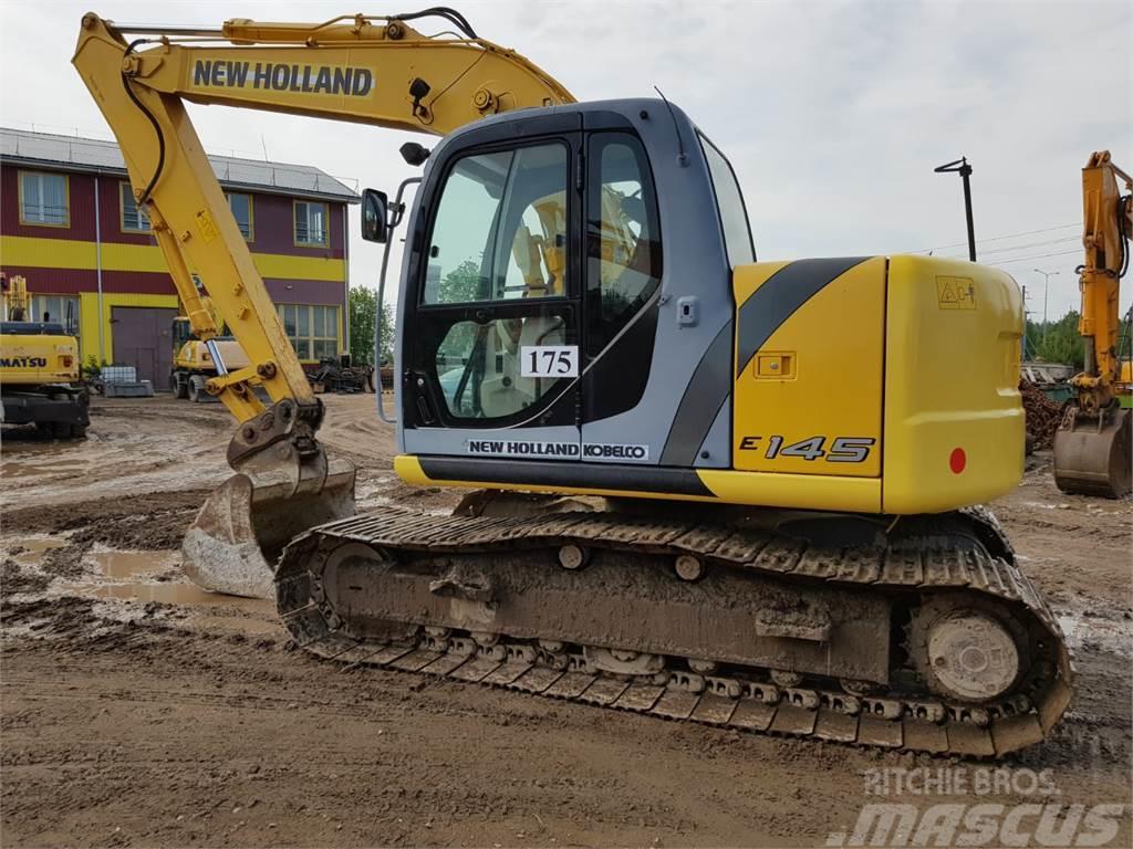 New Holland E145
