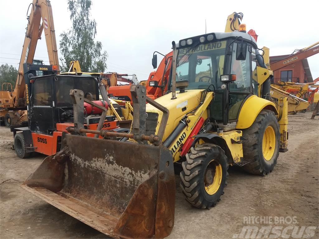 New Holland LB110B