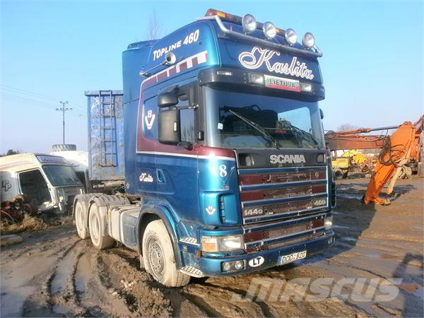 Scania 144G