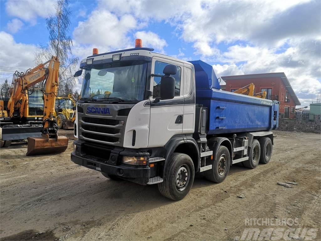 Scania G480 8x4
