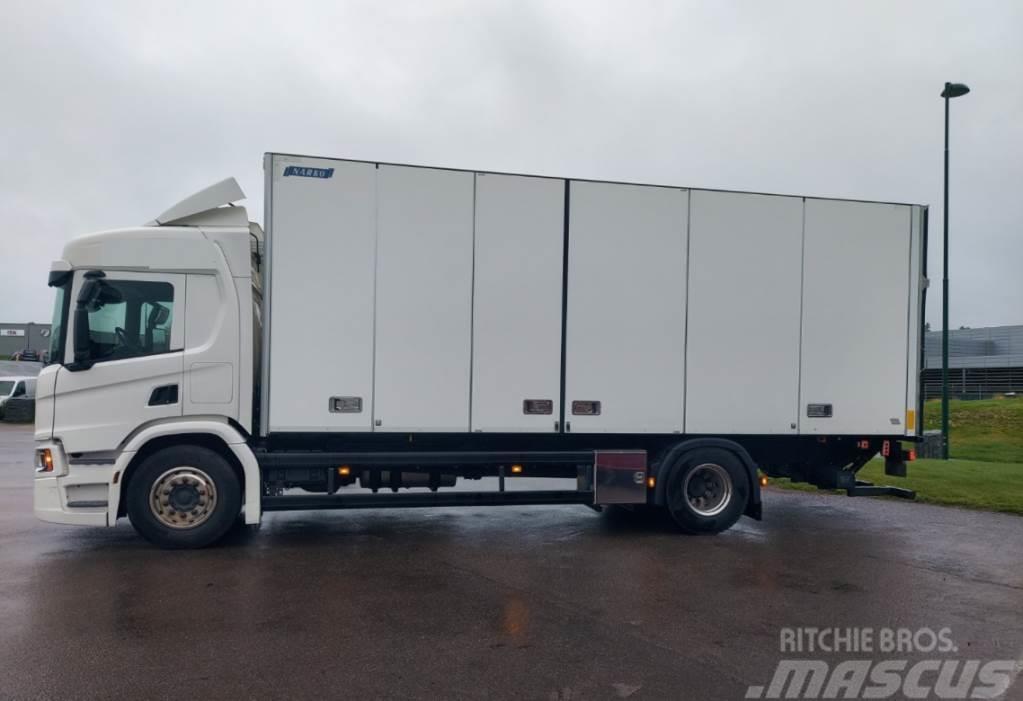 Scania P280 4x2 Tulossa