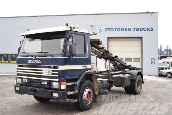 Scania P93 4x2