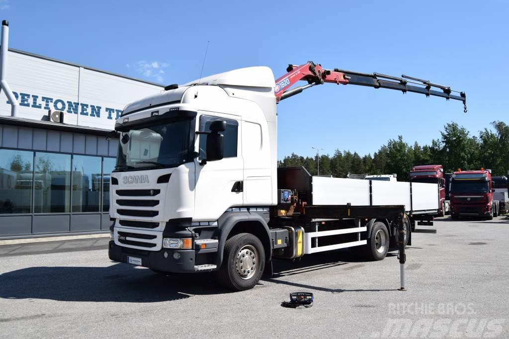 Scania R450 6x2 HMF1820
