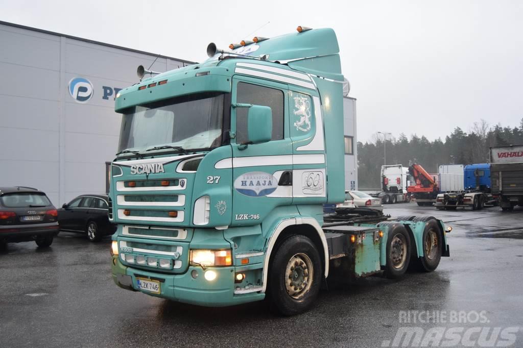 Scania R500 6x2