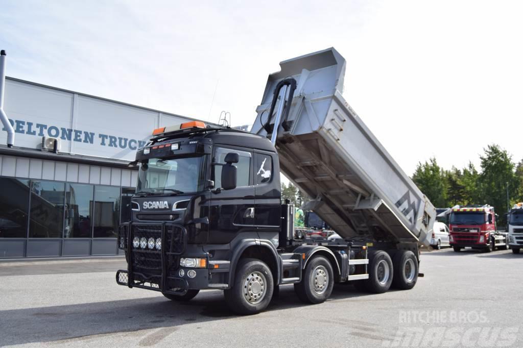 Scania R560 8x4 Sora-auto