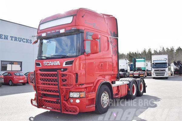 Scania R 730 8x4 – Fondos de Pantalla