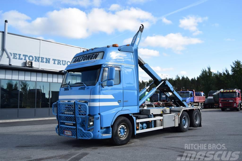 Volvo FH16 660 6x2 Joab