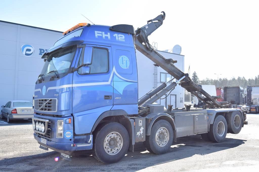 Volvo FH460 8x2
