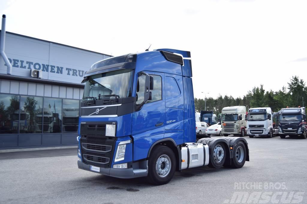Volvo FH500 6x2 Väliteli