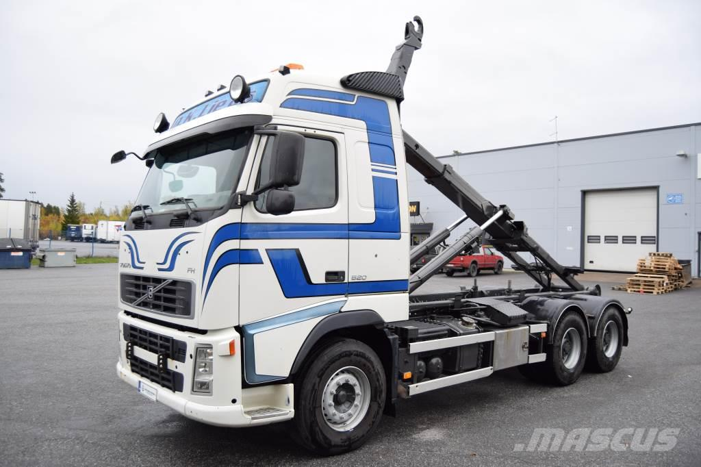 Volvo FH520 6x4